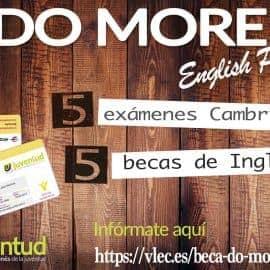 "Beca de Inglés ""Do more English Programme"""