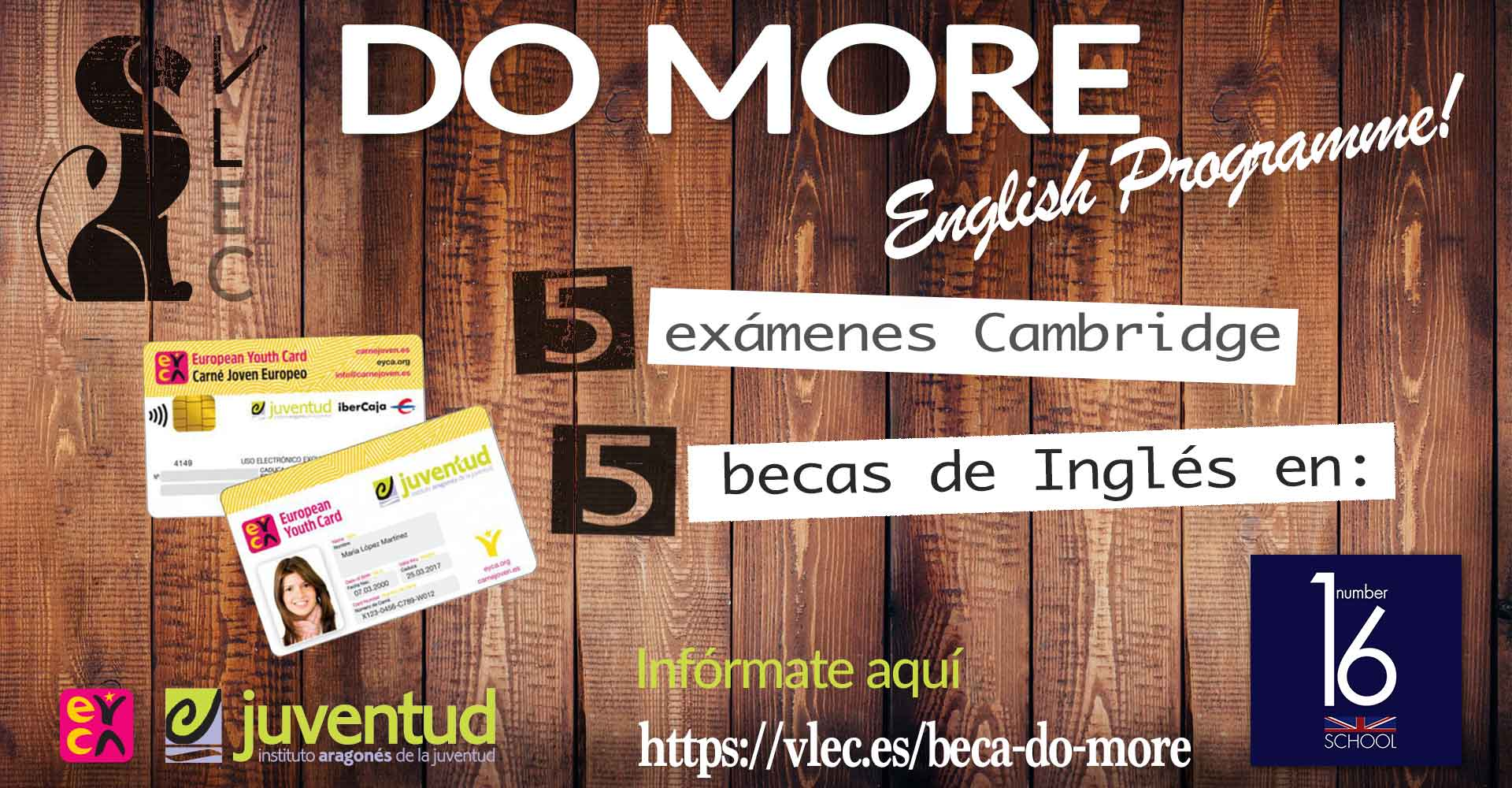 Beca de Inglés «Do more English Programme»