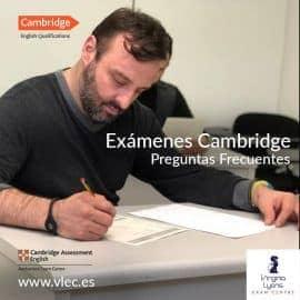 Exámenes Cambridge preguntas frecuentes