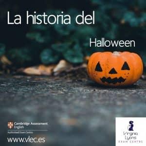 La historia del Halloween