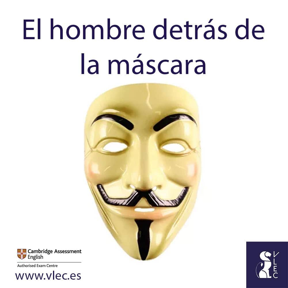 Guy Fawkes Mask, Anonymous Mask