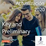 Actualización 2020 Key and preliminary
