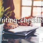 Checklist writing