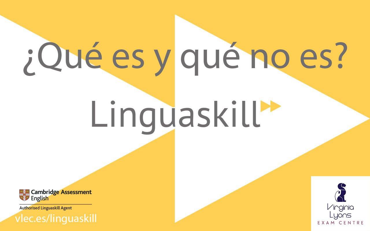 Qué es linguaskill