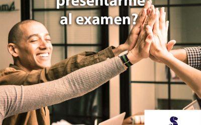 Cómo sé si estoy listo para presentarme al examen