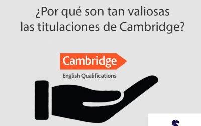 ¿Por qué son tan valiosas las titulaciones de Cambridge?