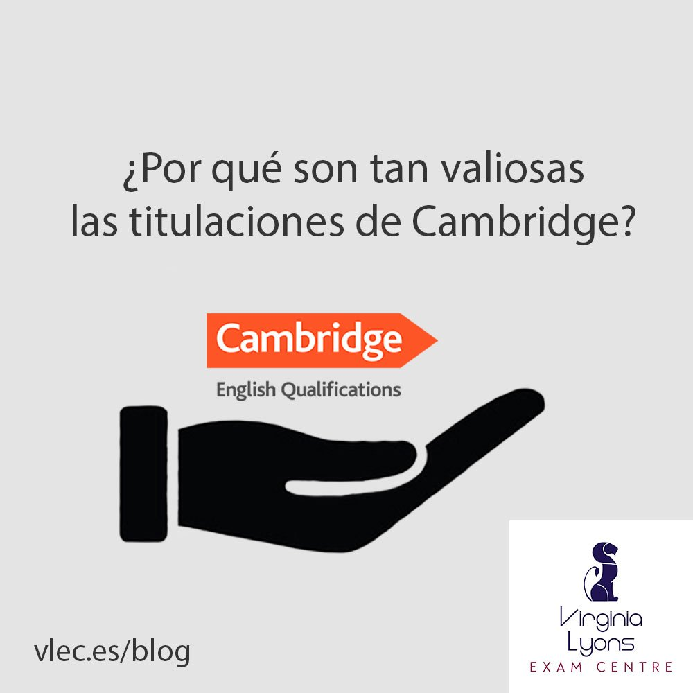 Las titulaciones cambridge
